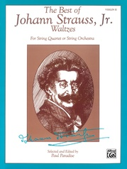 The Best of Johann Strauss, Jr. Waltzes