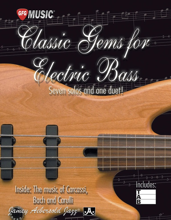 Basic Bass Guitar Tab Book by John Richards Beginner/'s Guide to Playing Method