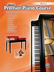 Premier Piano Course, Duet 4