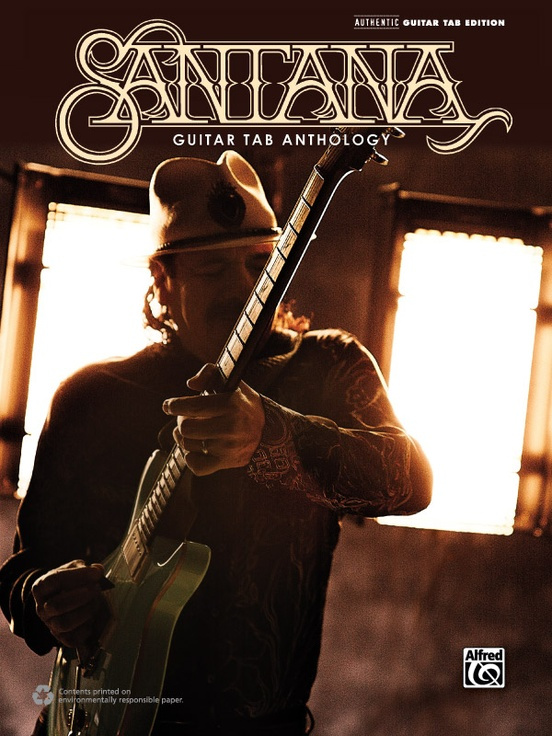 Santana: Guitar TAB Anthology