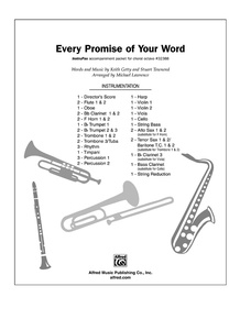 Every Promise of Your Word