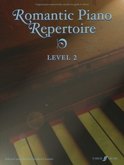 Romantic Piano Repertoire, Level 2