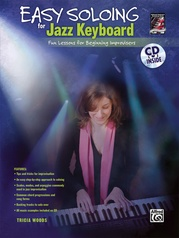 Easy Soloing for Jazz Keyboard