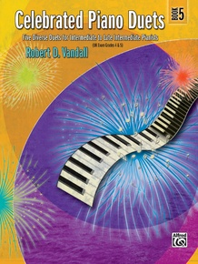 Celebrated Piano Duets, Book 5