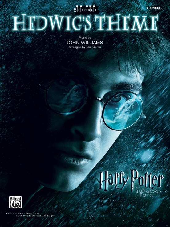 Hedwig's Theme (from Harry Potter and the Half-Blood Prince)