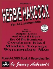Jamey Aebersold Jazz, Volume 11: Herbie Hancock