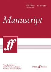 Manuscript A4 Guitar Tab