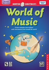 Creating Music Series: World of Music (Beginner)
