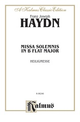 Missa Solemnis in B-flat Major (Heiligmesse)
