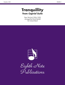 Tranquillity (from <i>Capriol Suite</i>)