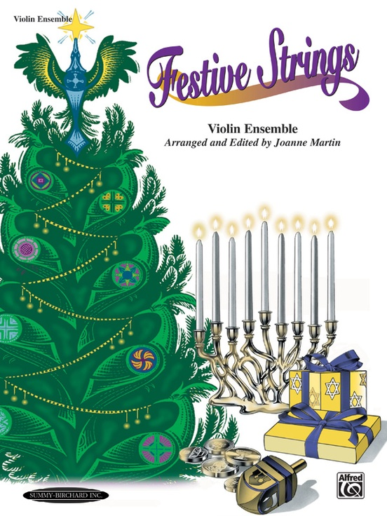 Festive Strings for Ensemble