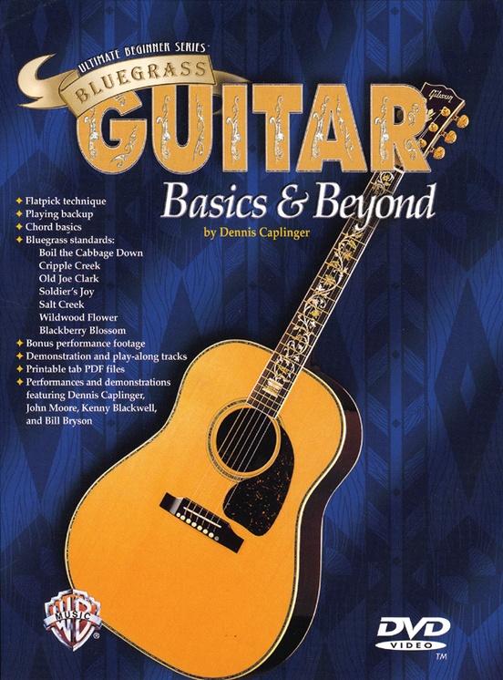 Ultimate Beginner Series: Bluegrass Guitar Basics & Beyond: