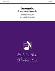 Leyenda (from Suite Española)