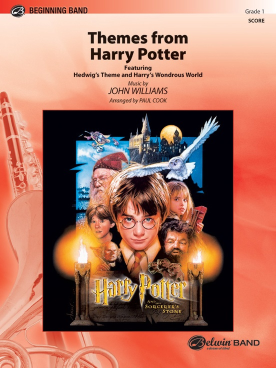 Harry Potter, Themes from