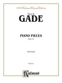 Piano Pieces, Opus 19