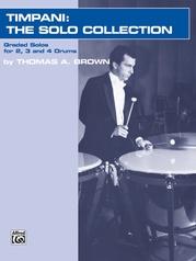Timpani: The Solo Collection