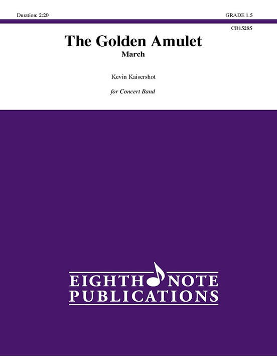 The Golden Amulet - March