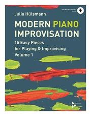 Modern Piano Improvisation, Vol. 1