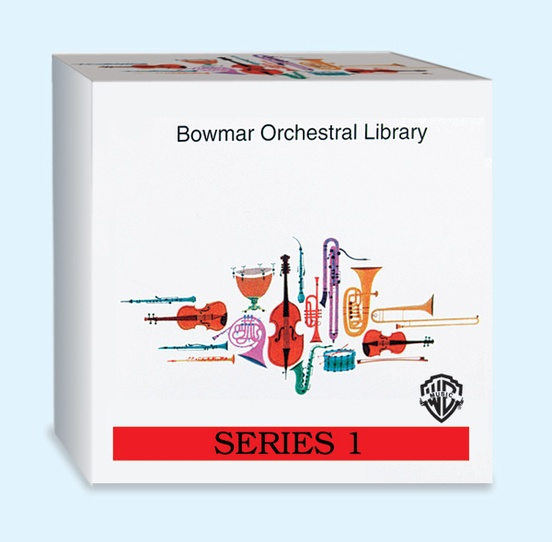 Bowmar Orchestral Library, Series 1