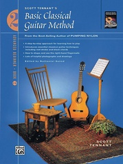 Basic Classical Guitar Method, Book 2