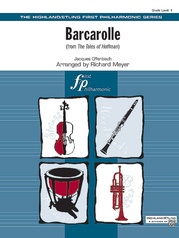 Barcarolle (from The Tales of Hoffman)