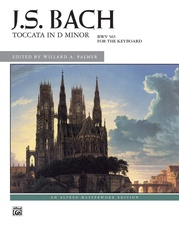 J. S. Bach: Toccata in D minor