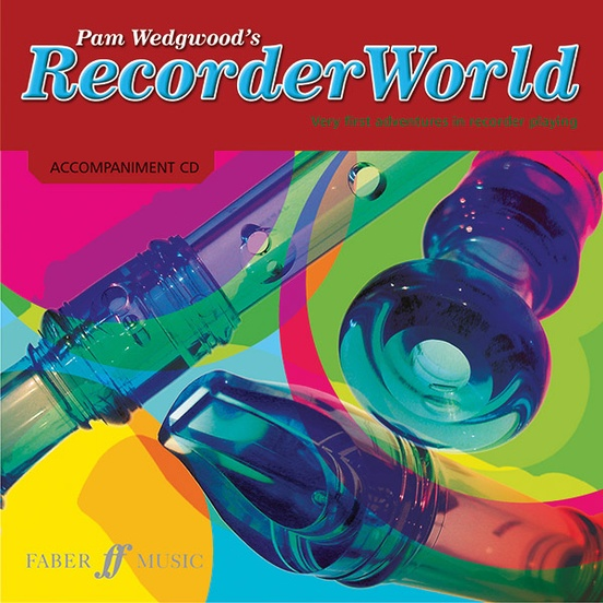 RecorderWorld CD
