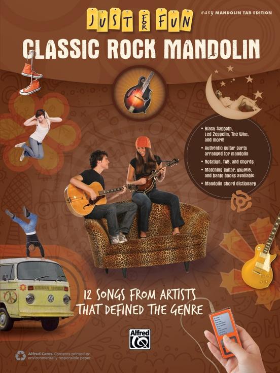 Just for Fun: Classic Rock Mandolin