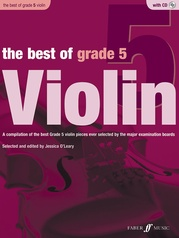 The Best of Grade 5 Violin