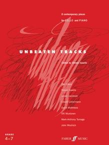 Unbeaten Tracks for Oboe