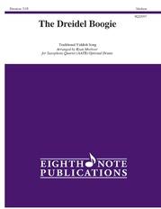 The Dreidel Boogie
