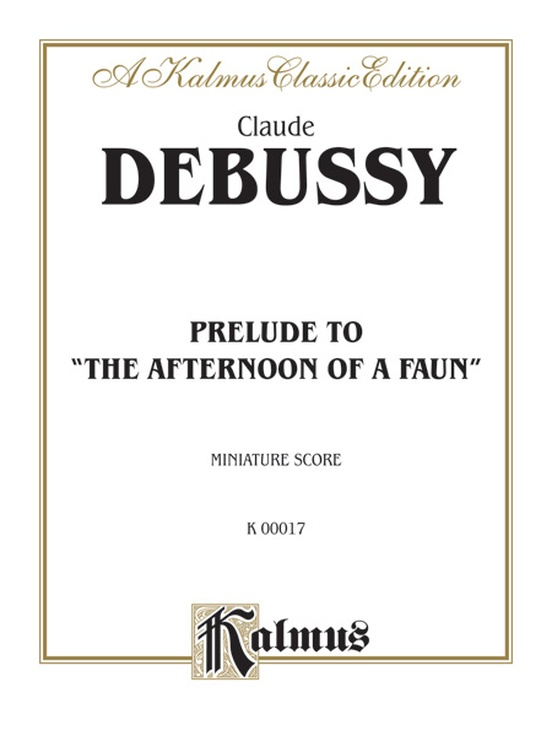 The Afternoon of a Faun - Prelude