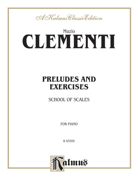 Preludes and Exercises