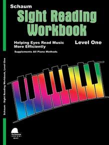 Sight Reading Workbook, Level One