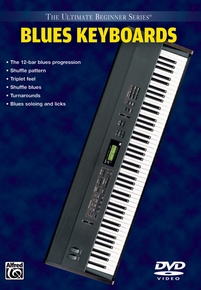 Ultimate Beginner Series: Blues Keyboards, Steps One & Two