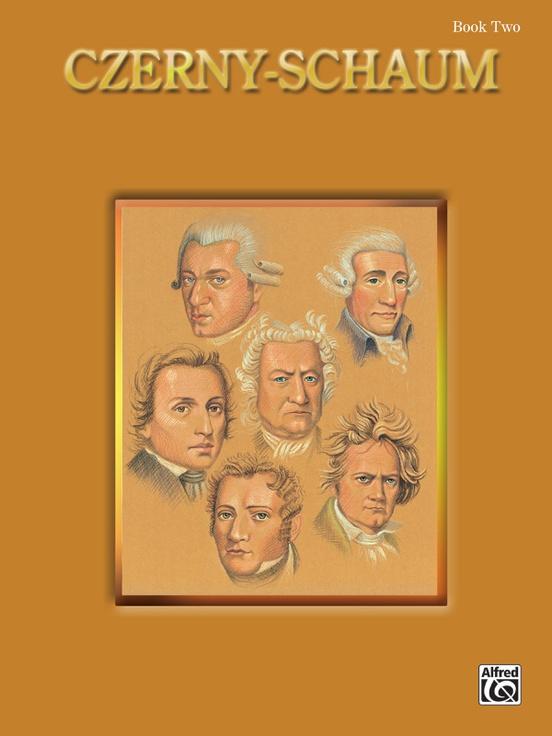 Czerny-Schaum, Book Two