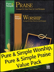Pure & Simple Praise/Worship (Value Pack)