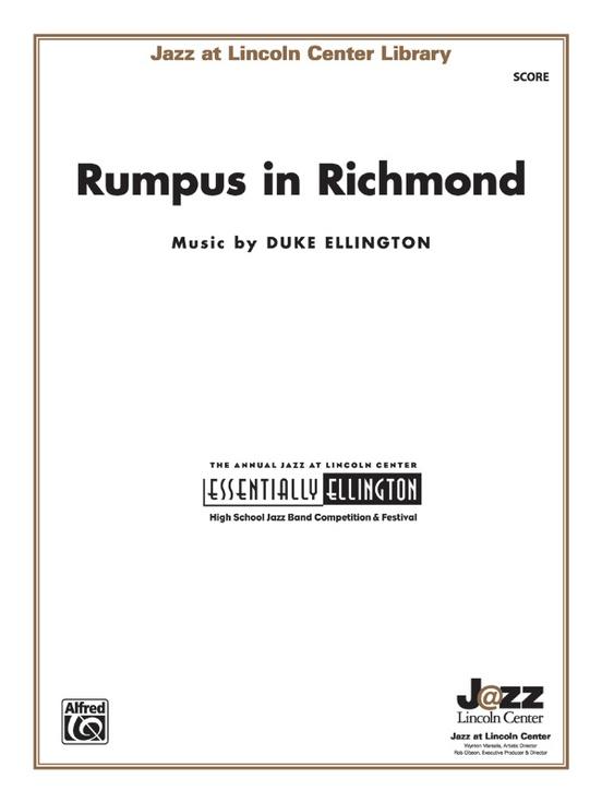 Rumpus in Richmond
