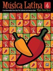 Música Latina, Book 4