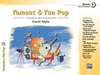 Famous & Fun Pop, Book 1