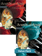 Sounds of Spain, Books 3-4 (Value Pack)