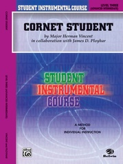 Student Instrumental Course: Cornet Student, Level III