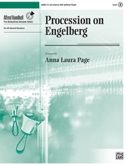 Procession on Engelberg