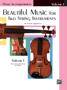 Beautiful Music for Two String Instruments, Book I