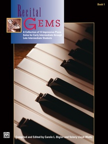 Recital Gems, Book 1