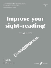 Improve Your Sight-Reading! Clarinet, Grade 6