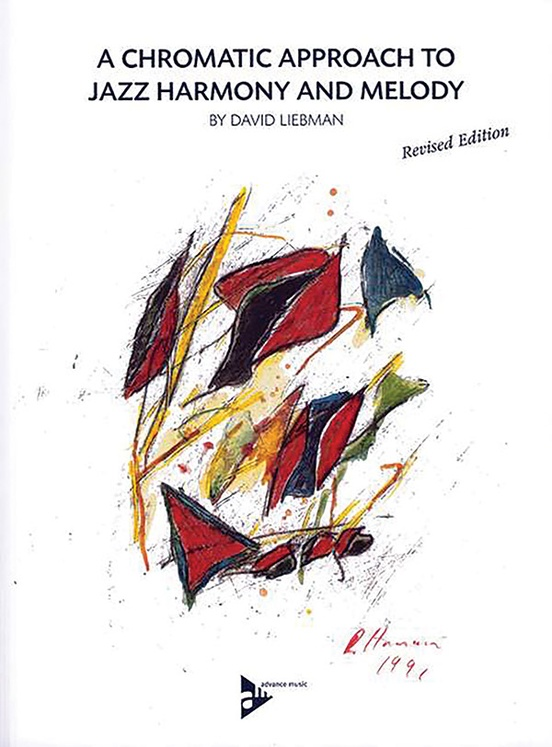 A chromatic approach to jazz harmonymelody david liebman na freenote revised edition bookcd fandeluxe Images