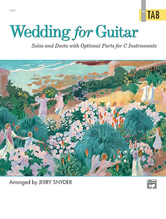 Wedding for Guitar: In TAB