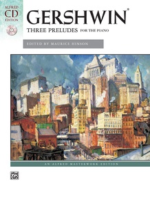 George Gershwin, Three Preludes