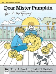 Dear Mr. Pumpkin